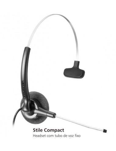 Auricular C/microfono Felitron Stile Td P1
