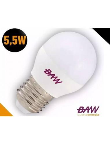 Led Baw G45ls5c 5.5w Calida
