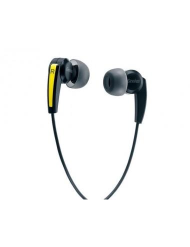 Auricular C/microfono Genius Hs-i220 Bk