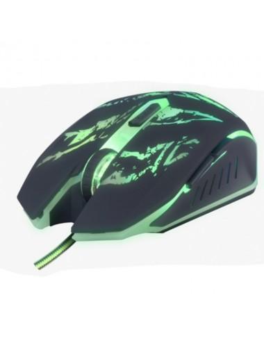 Mouse Gamer Panter Gm202-b