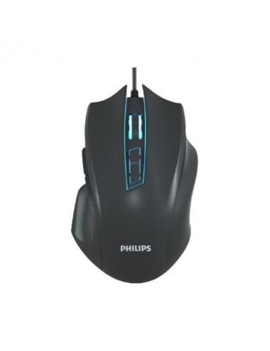 Mouse Philips G201 Spk9201b Usb