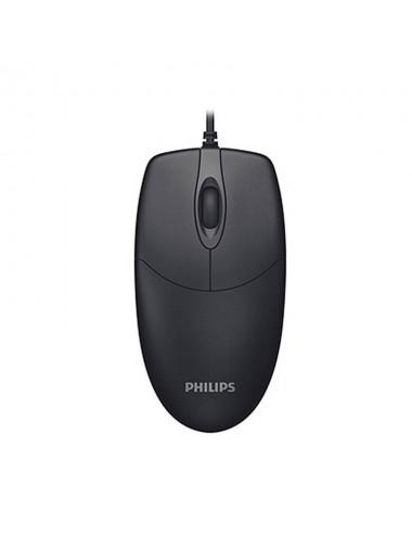 Mouse Philips M234 Usb Bk