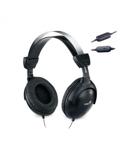 Auricular C/microfono Genius Hs-m505x Bk