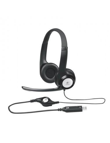 Auricular C/microfono Logitech H390 Usb