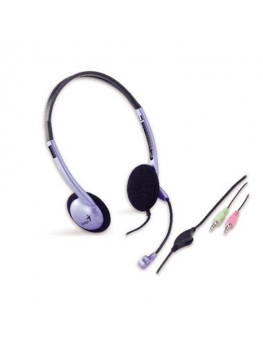 Auricular C/microfono Genius Hs-02b