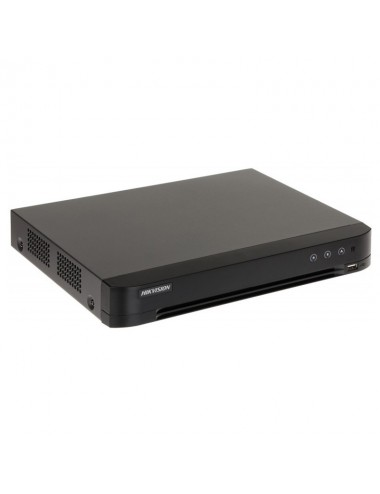 Dvr Hikvision Ids-7208hqhi-m1/fa Acusense 1080p