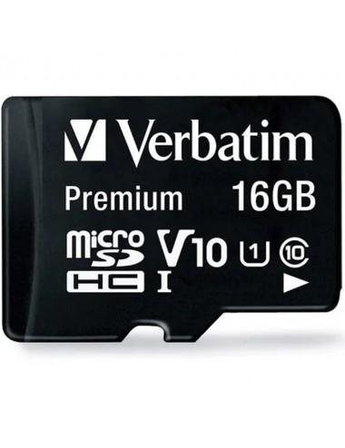 Microsd 16 Gb Verbatim 44082