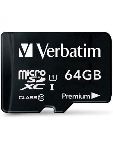 Microsd 64 Gb Verbatim 44084