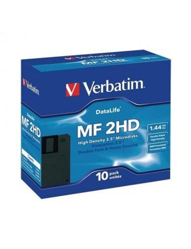 Diskette 3.5 Verbatim Caja X10