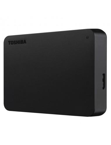 Hdd Ext 1 Tb Toshiba Canvio Basics