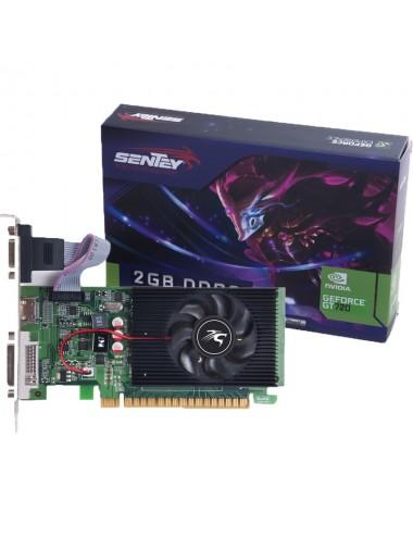 Pci-e 2 Gb Sentey Geforce Gt720 - Solo Con Pc