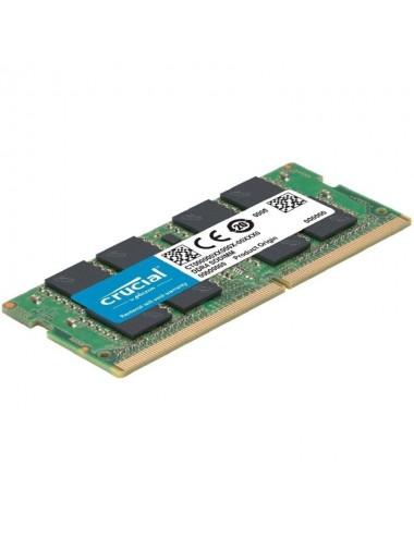 Sodimm Ddr-4 16 Gb 2666 Crucial Basics