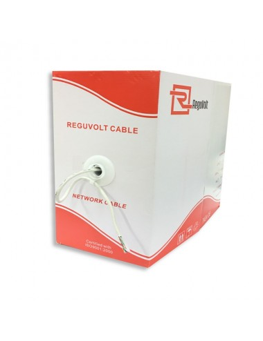 Reguvolt Cable Utp 5e 305m Int