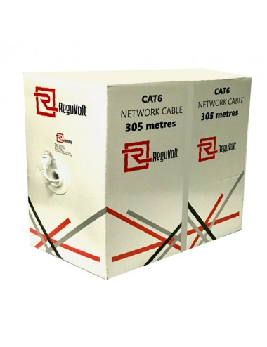 Reguvolt Cable Utp 6 305m Lszh Int