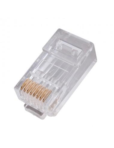 Reguvolt Plug Cat6 Rj45 X100u