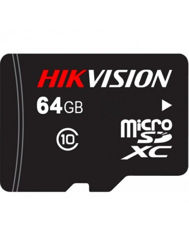 Microsd Xc 64 Gb Hikvision L2