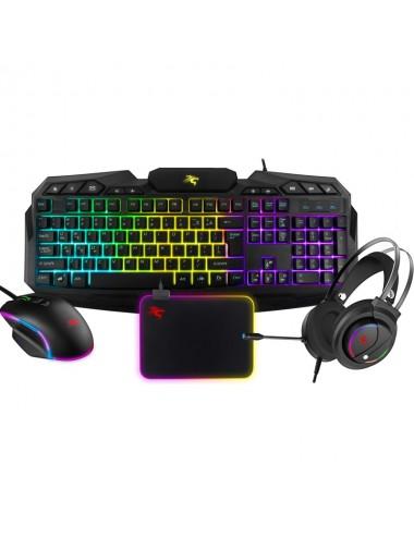 Kit Gaming 4 En 1 Sentey Gs 5850