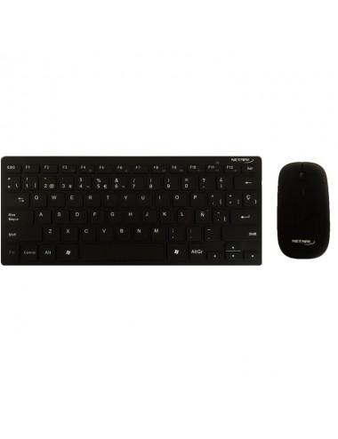 Teclado + Mouse Slim Wls Nm-kb570b