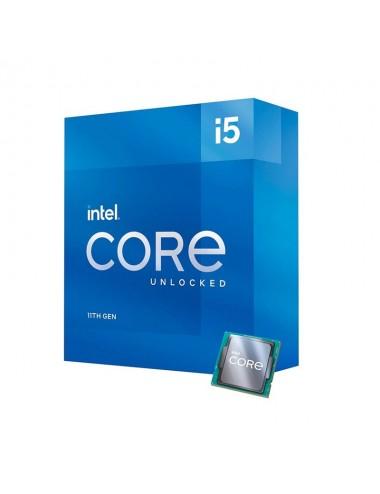 Intel Core I5-11600k 3.9 Ghz 1200 - Sin Cooler