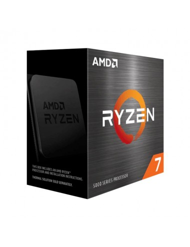 Amd Ryzen 7 5800x 4.7 Ghz Am4 - Sin Cooler