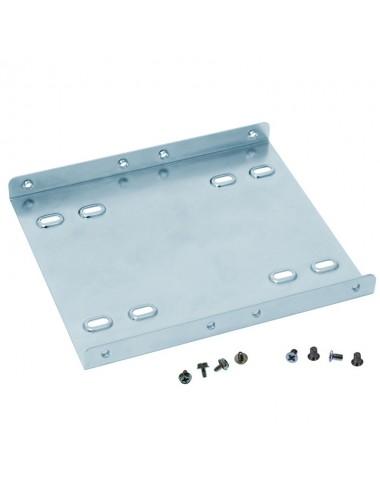 Kit De Montaje SSD Kingston Adaptador De Bahía 2.5 A 3.5 para gabinete PC Sna-br2/35