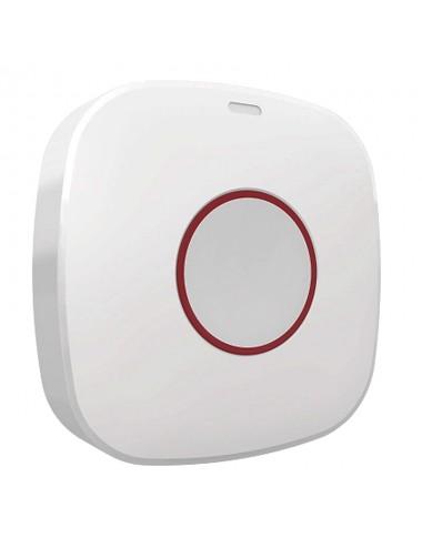 Boton Panico Hikvision Ds-pdeb1-eg2-wb Wifi