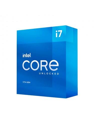 Procesador Intel Core I7-11700k 3.6 Ghz socket 1200 -  Sin Cooler