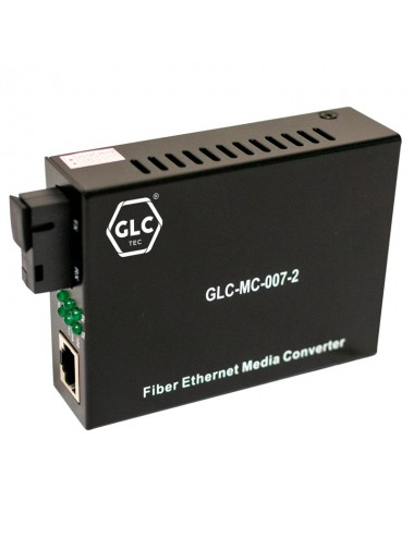 Glc Media Converter 10/100 1550 1 Pelo Sc 20km Glc-mc-007-2
